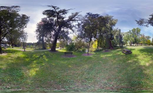 Panorama shot by Keram Malicki-Sanchez - Stratford, Ontario