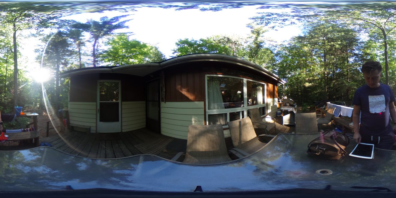 Panorama photo, 360 video production